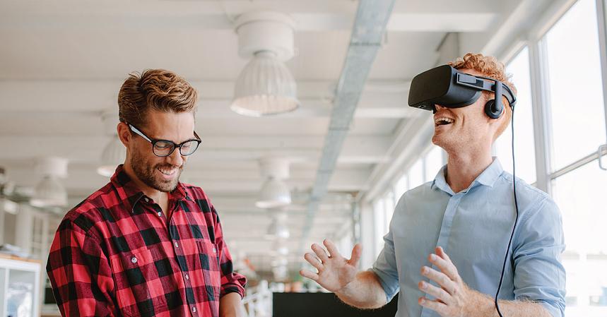 Virtual Reality Leadership Lab